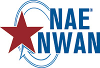NAE/NWAN  National Auto Experts New Logo