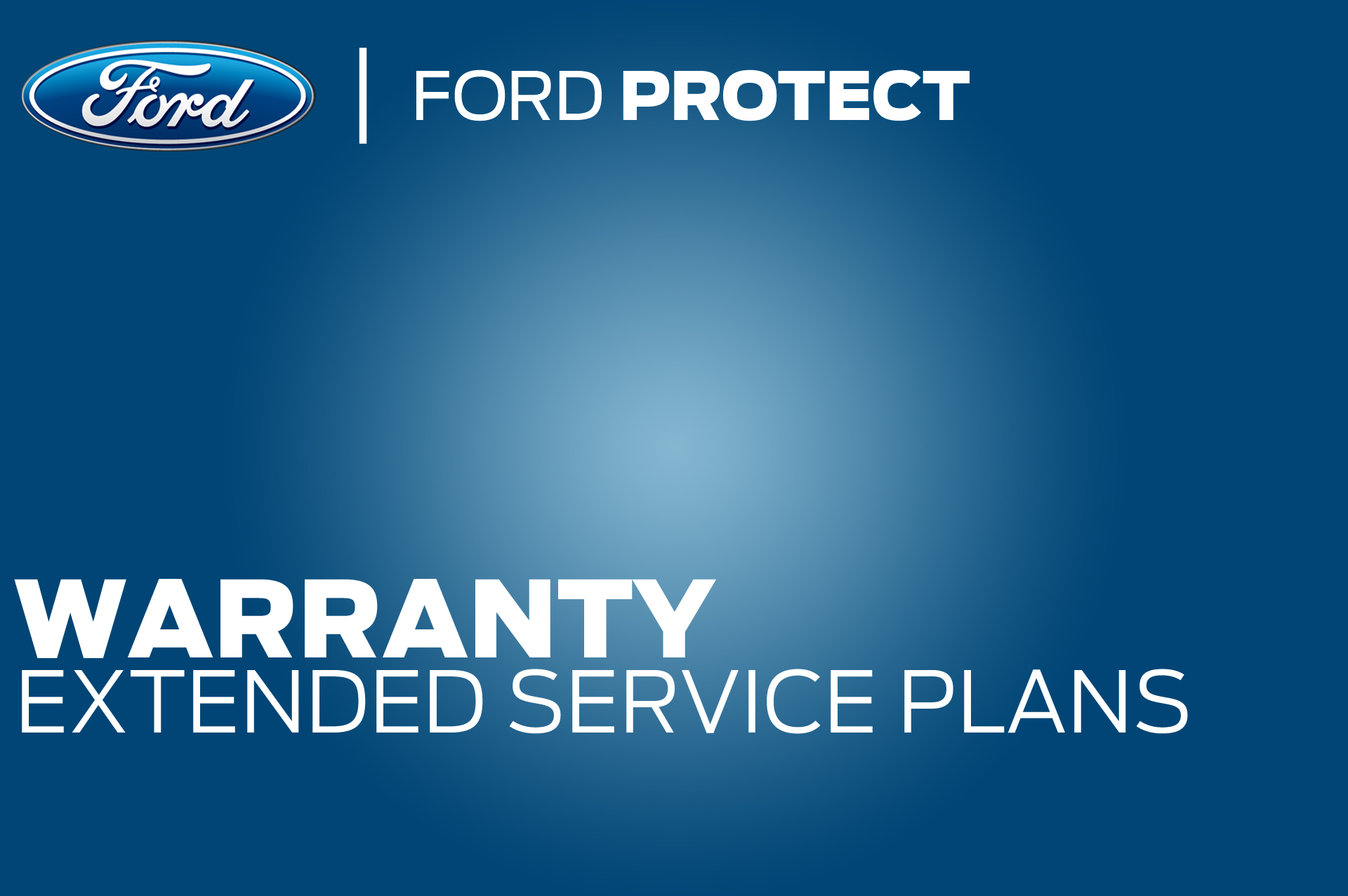 Ford Extended Warranty (ESP)