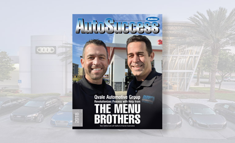 Qvale Automotive Group and The Menu Brothers