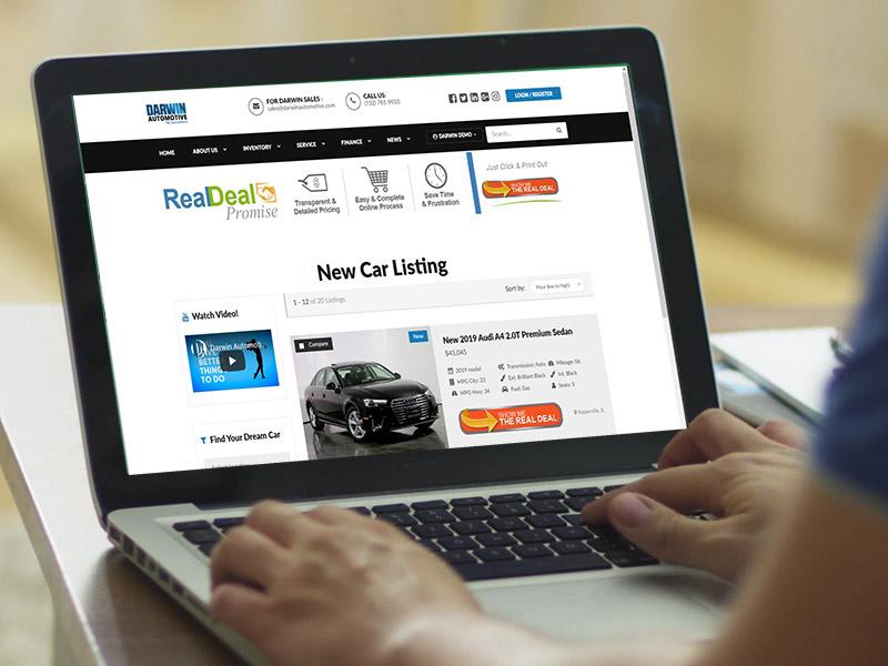 "Darwin Automotive Adds ""Buy it Now"" Functionality to Darwin Online"