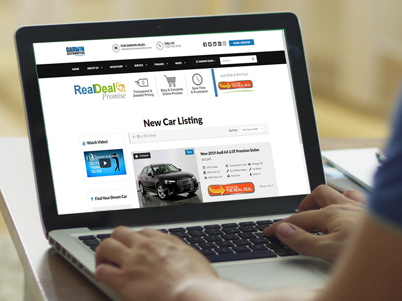 "Darwin Automotive Adds ""Buy it Now"" Functionality to Darwin Online"